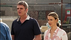 Gary Canning, Amy Williams in Neighbours Episode 8121