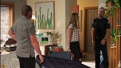 Toadie Rebecchi, Piper Willis, Mark Brennan in Neighbours Episode 8121