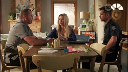 Toadie Rebecchi, Andrea Somers, Mark Brennan in Neighbours Episode 8121