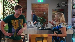 Kyle Canning, Sheila Canning in Neighbours Episode 8122