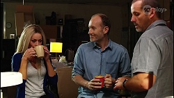 Andrea Somers, Ian Packer, Toadie Rebecchi in Neighbours Episode 8122