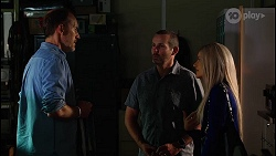 Ian Packer, Toadie Rebecchi, Andrea Somers in Neighbours Episode 8122