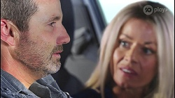 Toadie Rebecchi, Andrea Somers in Neighbours Episode 8122