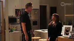 Vance Abernethy, Terese Willis in Neighbours Episode 8123