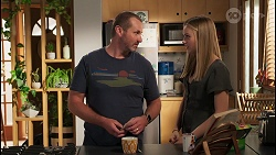 Toadie Rebecchi, Willow Somers in Neighbours Episode 8123