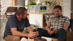 Toadie Rebecchi, Shane Rebecchi in Neighbours Episode 8123