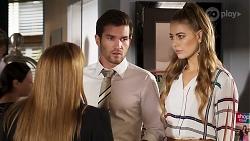 Ned Willis, Chloe Brennan in Neighbours Episode 8124