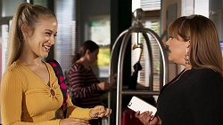 Roxy Willis, Terese Willis in Neighbours Episode 8124