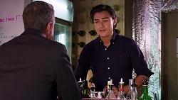 Paul Robinson, Leo Tanaka in Neighbours Episode 8124