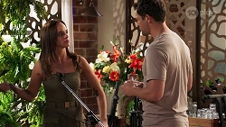 Bea Nilsson, Finn Kelly in Neighbours Episode 8124