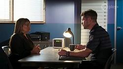 Terese Willis, Mark Brennan in Neighbours Episode 8124