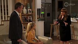 Paul Robinson, Roxy Willis, Terese Willis in Neighbours Episode 8125