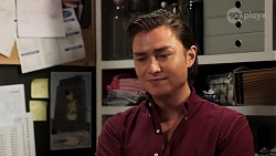 Leo Tanaka in Neighbours Episode 8125