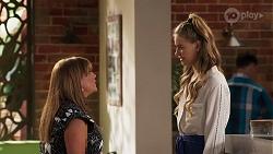 Terese Willis, Chloe Brennan in Neighbours Episode 8125