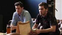 Finn Kelly, Ned Willis in Neighbours Episode 8125