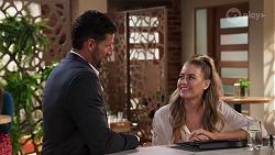 Pierce Greyson, Chloe Brennan in Neighbours Episode 8125