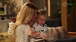 Andrea Somers, Hugo Somers in Neighbours Episode 8126