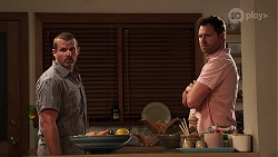 Toadie Rebecchi, Shane Rebecchi in Neighbours Episode 8126