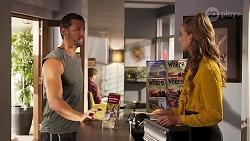 Pierce Greyson, Chloe Brennan in Neighbours Episode 8126