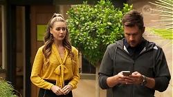 Chloe Brennan, Mark Brennan in Neighbours Episode 8126