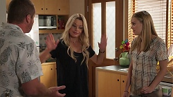 Toadie Rebecchi, Andrea Somers, Willow Bliss in Neighbours Episode 8126