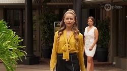Chloe Brennan, Ebony Buttrose in Neighbours Episode 8126