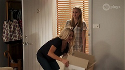 Andrea Somers, Willow Somers in Neighbours Episode 8127
