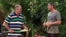 Karl Kennedy, Gary Canning in Neighbours Episode 8127