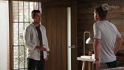 Shaun Watkins, Mark Brennan in Neighbours Episode 8127