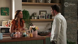 Elly Brennan, Shaun Watkins in Neighbours Episode 8127