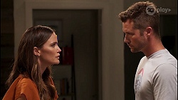Elly Conway, Mark Brennan in Neighbours Episode 8128