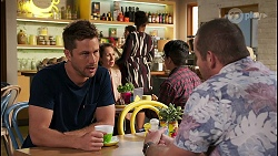 Mark Brennan, Toadie Rebecchi in Neighbours Episode 8128