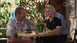 Toadie Rebecchi, Andrea Somers in Neighbours Episode 8129