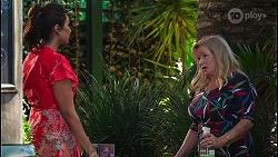 Dipi Rebecchi, Sheila Canning in Neighbours Episode 8129