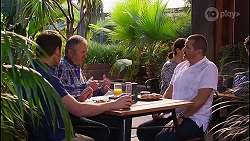 Shane Rebecchi, Karl Kennedy, Toadie Rebecchi in Neighbours Episode 8129