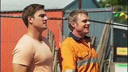 Kyle Canning, Gary Canning in Neighbours Episode 8129