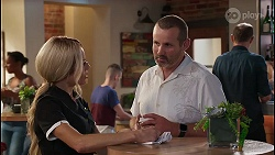 Andrea Somers, Toadie Rebecchi in Neighbours Episode 8129