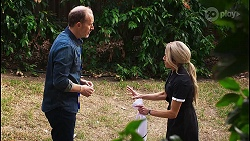 Ian Packer, Andrea Somers in Neighbours Episode 8129