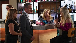 Terese Willis, Paul Robinson, Sheila Canning, Roxy Willis in Neighbours Episode 8129