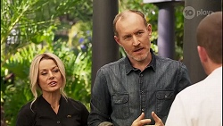 Andrea Somers, Ian Packer, Toadie Rebecchi in Neighbours Episode 8130