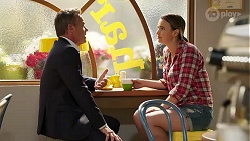 Paul Robinson, Amy Williams in Neighbours Episode 8131