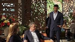 Terese Willis, Paul Robinson, Pierce Greyson in Neighbours Episode 8131