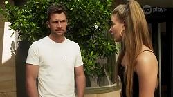 Mark Brennan, Chloe Brennan in Neighbours Episode 8131