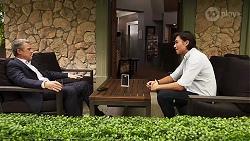 Paul Robinson, Leo Tanaka in Neighbours Episode 8131