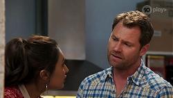 Dipi Rebecchi, Shane Rebecchi in Neighbours Episode 8133