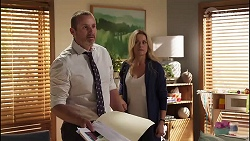 Toadie Rebecchi, Andrea Somers in Neighbours Episode 8134