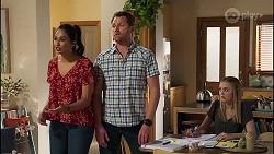 Dipi Rebecchi, Shane Rebecchi in Neighbours Episode 8134
