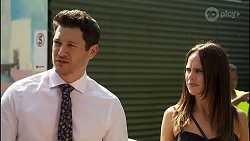 Finn Kelly, Bea Nilsson in Neighbours Episode 8134