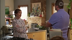 Susan Kennedy, Toadie Rebecchi in Neighbours Episode 8135