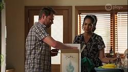 Shane Rebecchi, Dipi Rebecchi in Neighbours Episode 8135